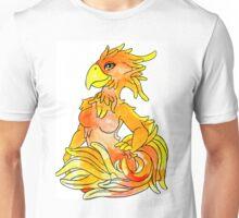 Firey Like a Pheonix Unisex T-Shirt