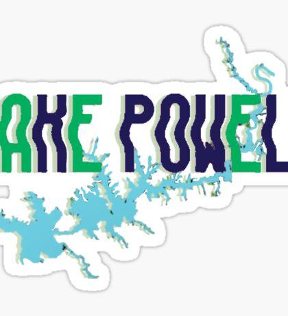 Lake Powell Arizona Utah Sticker