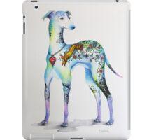 Italian Greyhound Tattoo Dog iPad Case/Skin