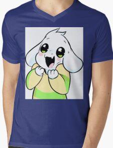 Asriel - Undertale Mens V-Neck T-Shirt