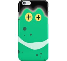 Hail The Hypnosis Frog For All His Glory iPhone Case/Skin