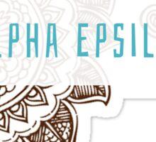 Alpha Epsilon Phi  Sticker