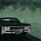 Impala by LazarusRisin Art