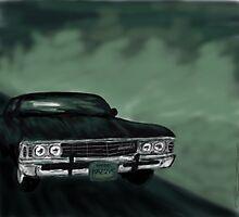 Impala by samwinchester