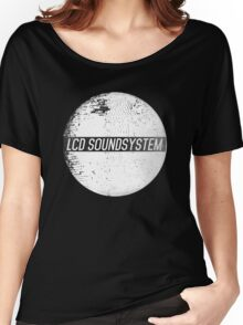 LCD Soundsystem Women's Relaxed Fit T-Shirt