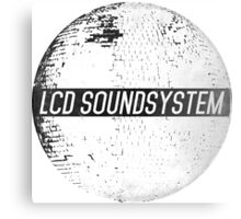 LCD Soundsystem Canvas Print