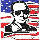 Hunter .S. Thompson. by brett66