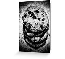 cookie stairs Greeting Card