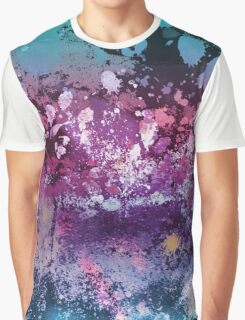Crimson Rose Graphic T-Shirt