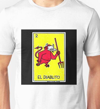 Loteria Apes #2: El Diablito Unisex T-Shirt