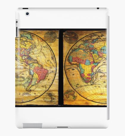 Antique Maps iPad Case/Skin