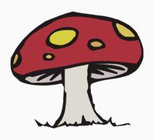 Fungus One Piece - Short Sleeve