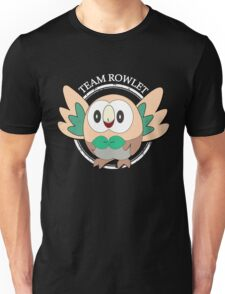 Team Rowlet Unisex T-Shirt