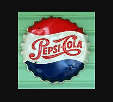 Pepsi Bottle Cap Unisex T-Shirt
