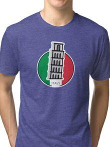 Around the world - Italy Tri-blend T-Shirt