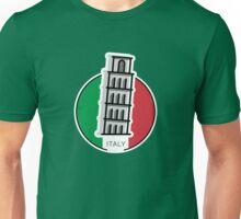 Around the world - Italy Unisex T-Shirt