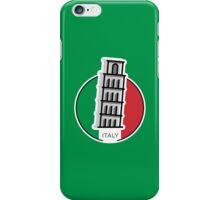 Around the world - Italy iPhone Case/Skin