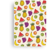 Fruit Salad Canvas Print