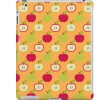 Vintage Autumn Apples iPad Case/Skin