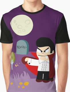 Tiny Dracula  Graphic T-Shirt