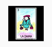 Loteria Apes #3: La Dama Unisex T-Shirt