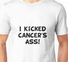 Kicked Cancer Unisex T-Shirt