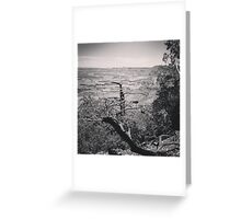 Desolate Canyon Greeting Card