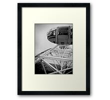 View From the Eye Framed Print