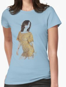 Christina Ricci Womens Fitted T-Shirt