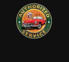 MGB Authorized service sign Unisex T-Shirt