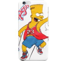 AIR SIMPSON iPhone Case/Skin