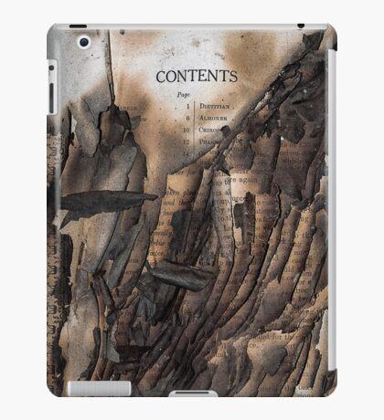 DisContent iPad Case/Skin