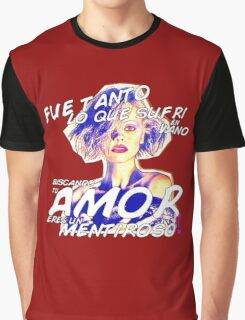 Christina Ricci Graphic T-Shirt