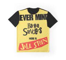 JILL STEIN - SEX PISTOLS - BERNIE Graphic T-Shirt