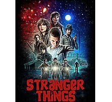 Stranger Things (Goonies) Photographic Print