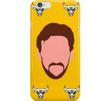 Running with the Bulls iPhone Case/Skin