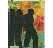 Three Cool Dudes iPad Case/Skin