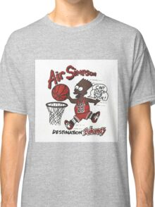 """AIR SIMPSON BLACK BART """"YOU CAN'T TOUCH THIS"""" Classic T-Shirt"""
