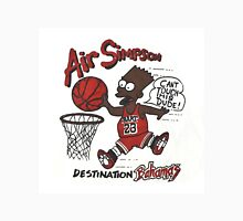 """AIR SIMPSON BLACK BART """"YOU CAN'T TOUCH THIS"""" Unisex T-Shirt"""