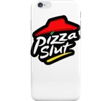 Pizza Slut iPhone Case/Skin