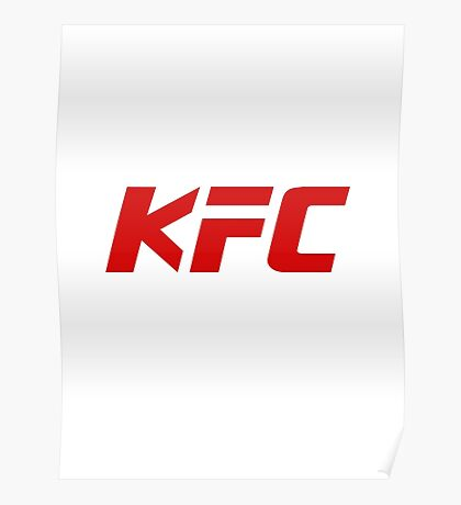 KFC UFC Poster