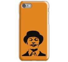 Monty Python's Flying Circus - Graham Chapman - Stencil iPhone Case/Skin