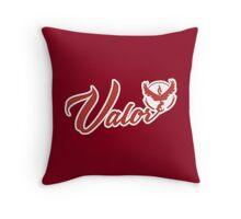 Valor Throw Pillow