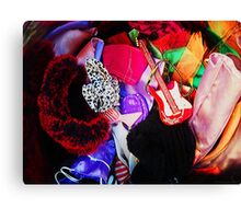 The Dolls Are Hoarders Canvas Print