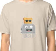 Toaster with cool bread   Classic T-Shirt