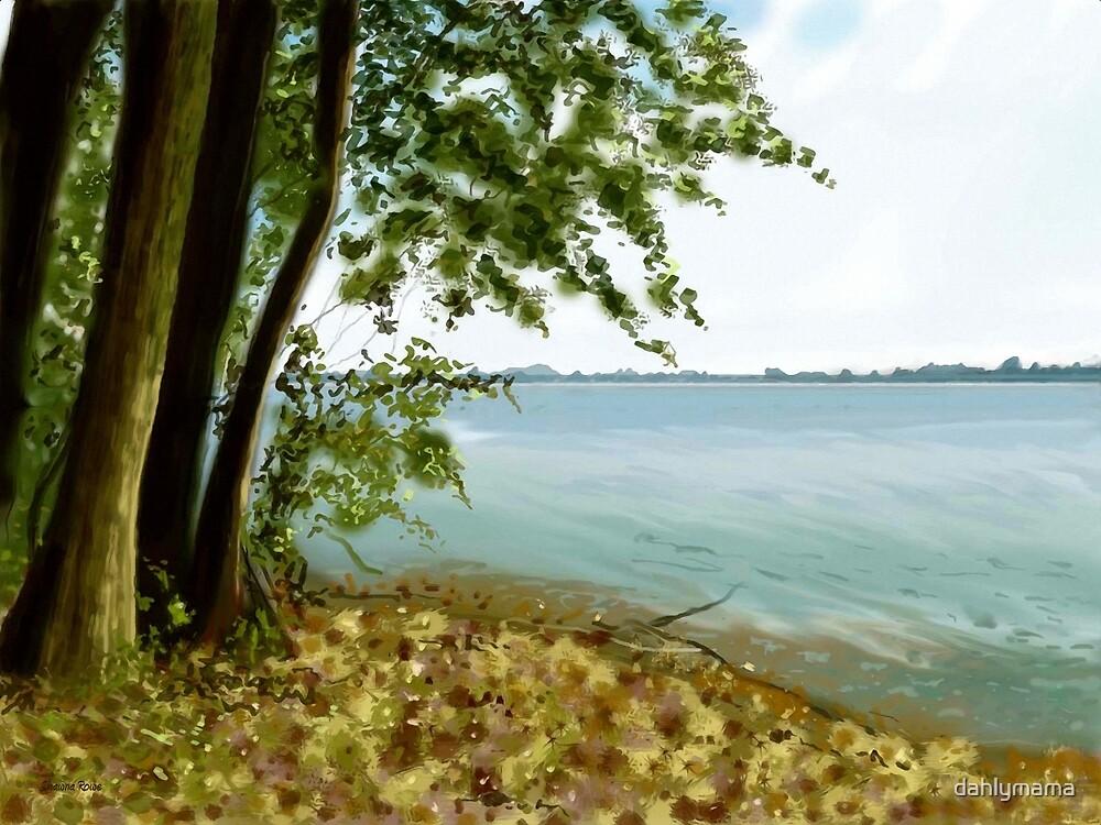 Sandusky Bay by Shawna Rowe