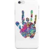 Jerry Hand iPhone Case/Skin