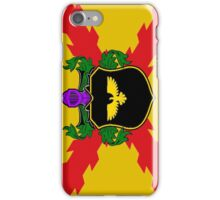 Holy Empire of Espania flag iPhone Case/Skin