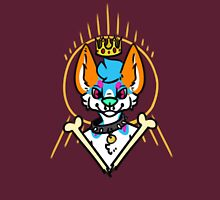 a King, a Holy Figure, or a Bad Dog Unisex T-Shirt