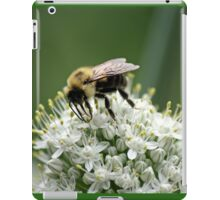 I'll have onion with that! iPad Case/Skin